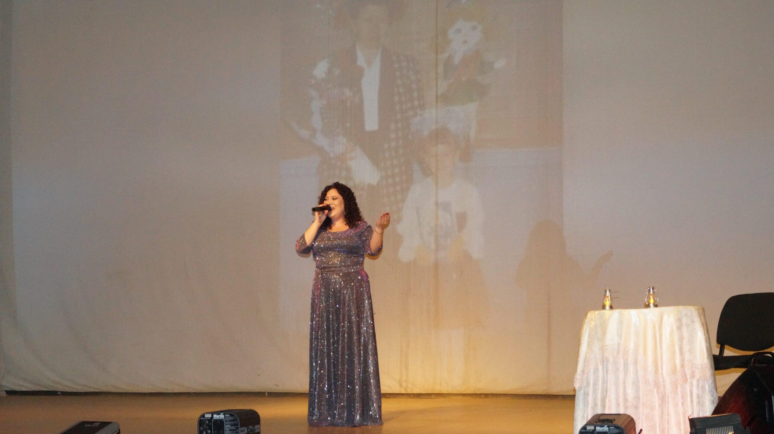 Творческий концерт «Нити судьбы»