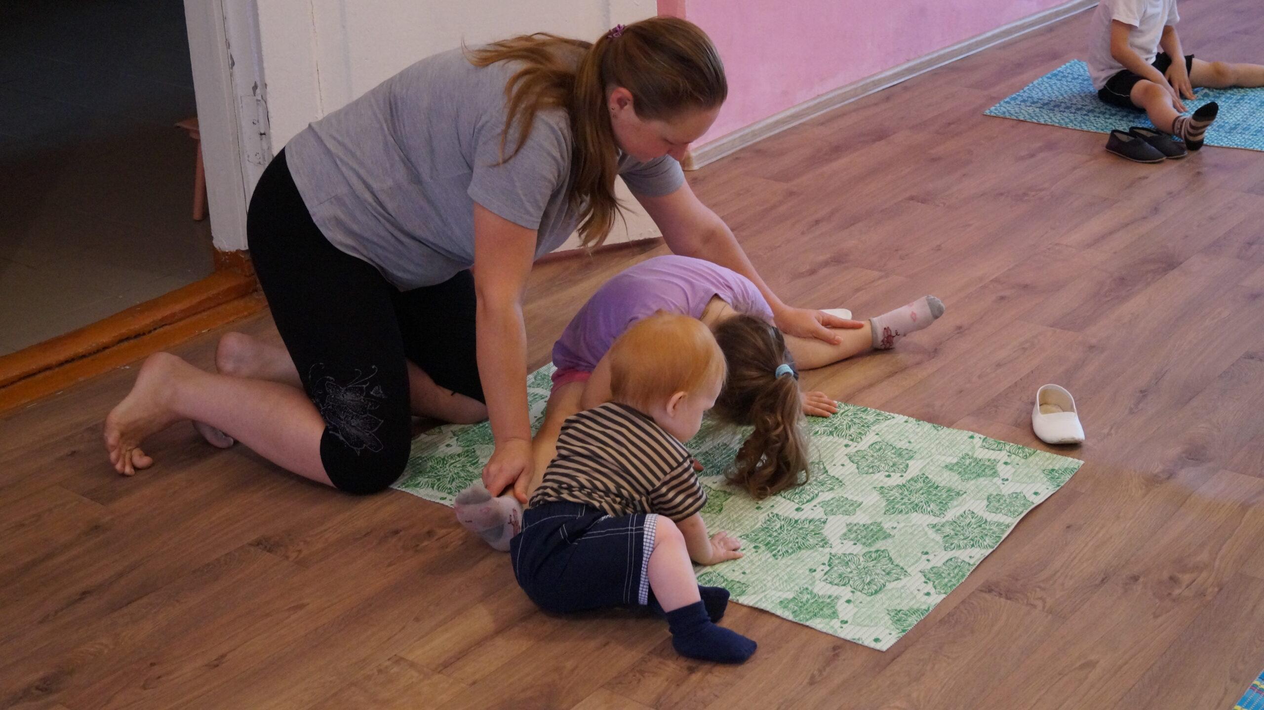 Танцекардия «Лето пора молодых!», в рамках проведения мастер-класса по хореографии для родителей