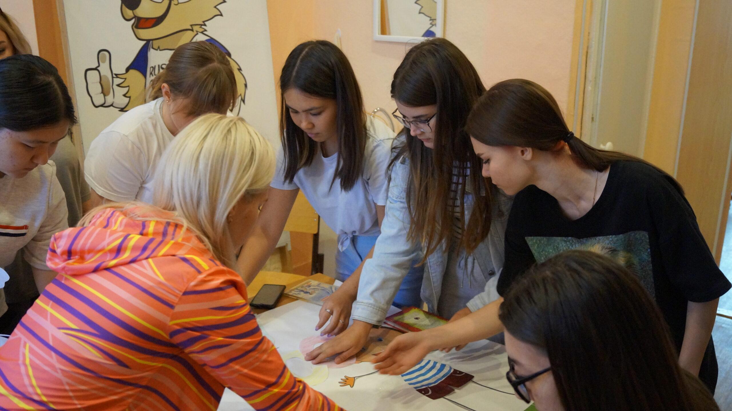 В посёлке Первомайском прошла акция «Чистый берег»