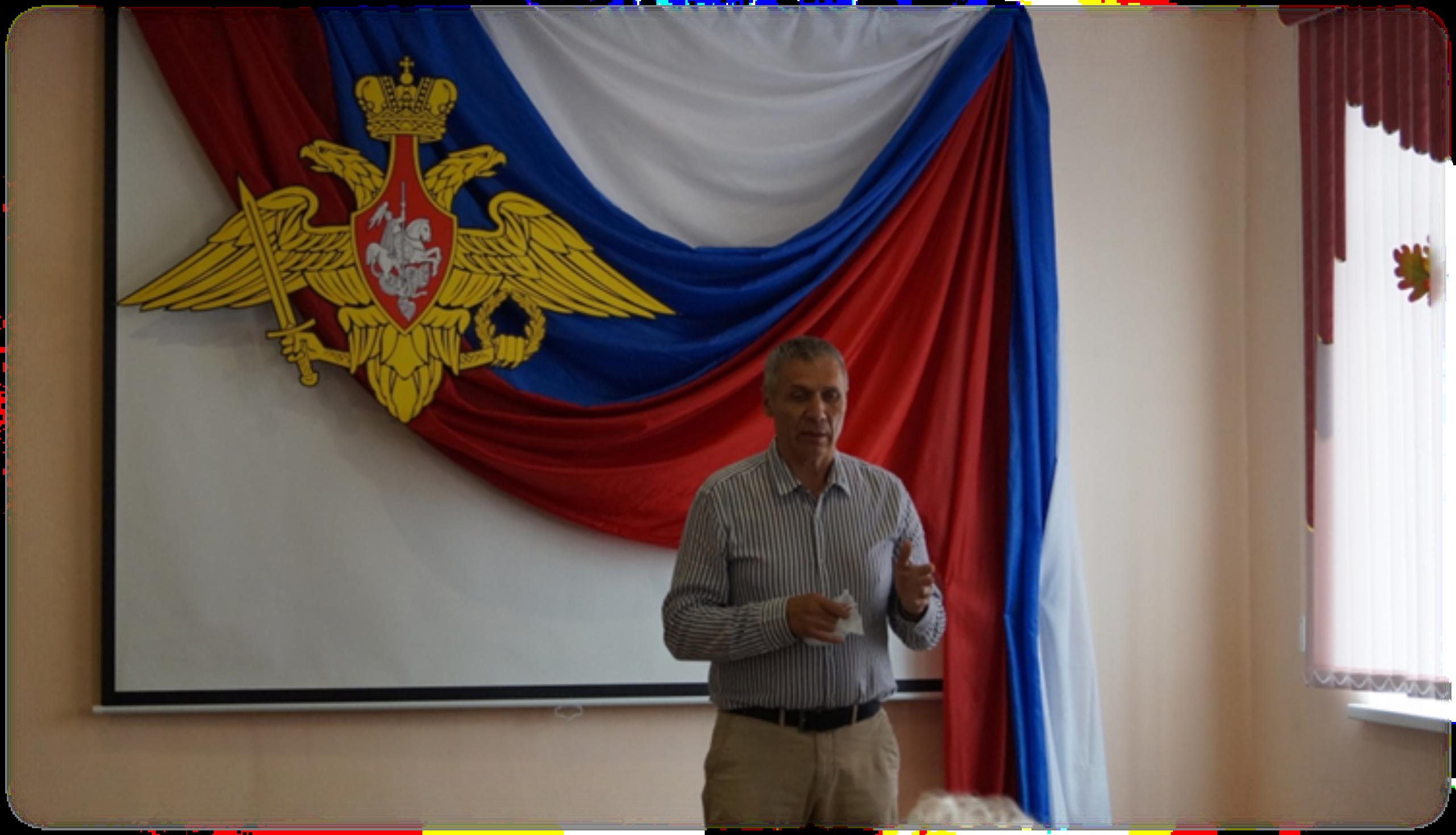 Вручение памятных медалей «Дети войны» в поселке Первомайский.